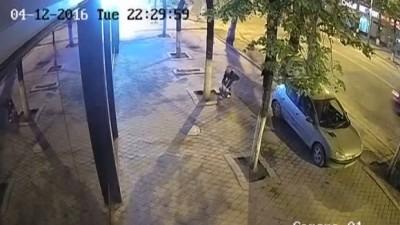 Cum se fură borduri în Chișinău