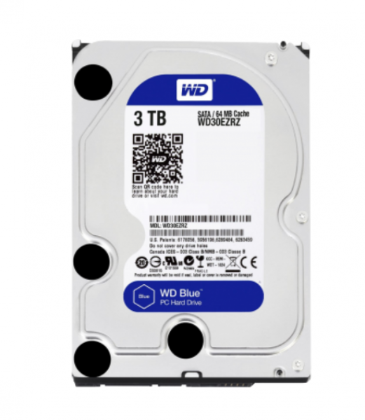 WESTERN DIGITAL BLUE 3000 GB