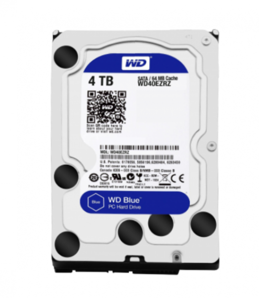 WESTERN DIGITAL BLUE 4000 GB