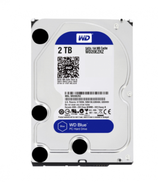 Western Digital Blue 2000 GB
