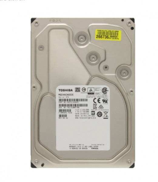 Toshiba Enterprise Capacity 6000 GB
