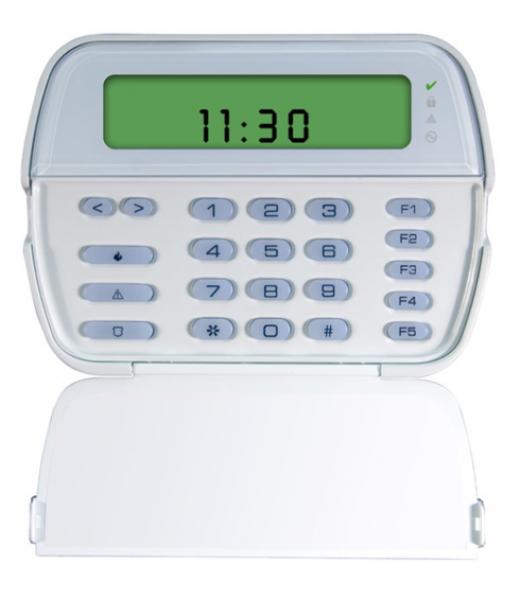 Сегментная ж/к клавиатура PK 5501E1 H