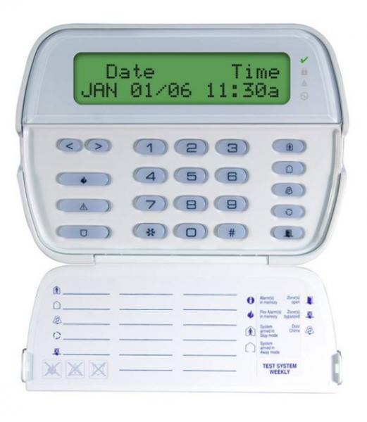 Клавиатура с беспроводным приемником RFK 5501E 1H