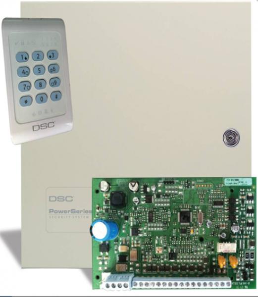 Sisteme de detecție și alarmare DSC